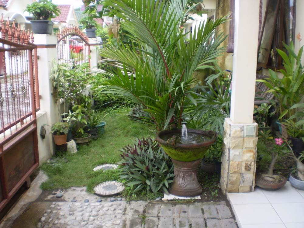 taman rumah kami